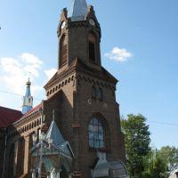 Греко-католицький костел, Борислав