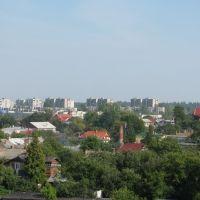 Погляд на Борислав з Висип, Борислав