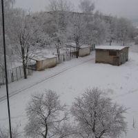 Вигляд із Трускавецької 47, Борислав