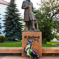 Памятник Тарасу Шевченко, Броды