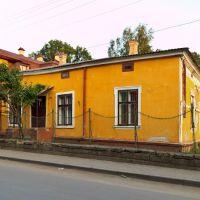 Жилой дом, к.XVIII-н.ХІХ в., Броды