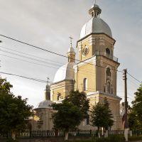 Церква Різдва Пресвятої Богородиці, XVII—XVIII ст., Броды