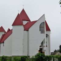 """Римо-Католическая церковь""""Воздвижение Святого Хреста"""", Броды"""