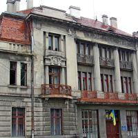 Здание бывшего Пражского банка 1909г.г. Броды., Броды