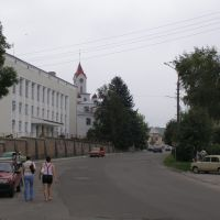 Busk вул. Львівська, Буск