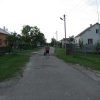 м.Буськ липень 2010р. початок вул.Грушевськго, Буск