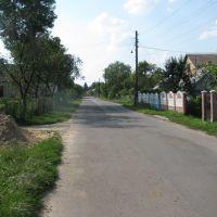 м.Буськ вул.Грушевського.липень2010р., Буск
