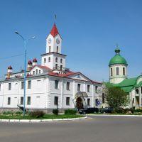 Busk, Ukraine., Буск