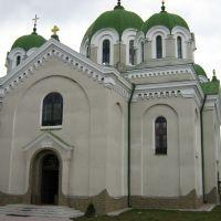 Греко-католицька церква м.Великі Мости, Великие Мосты
