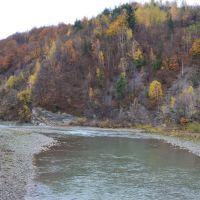 Річка Опір, Верхнее Синевидное
