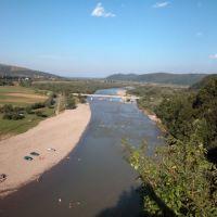 річка Стрий, Верхнее Синевидное