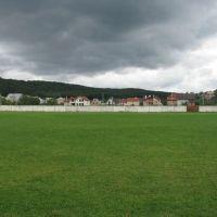 Футбольна школа Мирона Маркевича.  Тренувальний майданчик, Винники