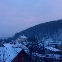 Зима у Винниках, Винники