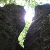 Чортові скелі / Devils rocks, Винники