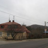 На виїзді з Винник / Vynnyky, Винники