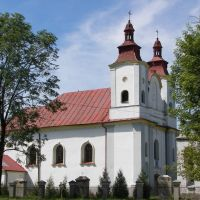 Kostel, Глиняны