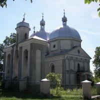 Zerkwa Risdwa Swiatoho Iwana Chrestytela na Sastawlu, Глиняны