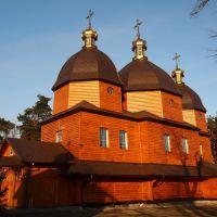 Церква с. Межиріччя, Горняк