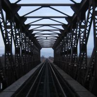 Мост через Рату, Горняк