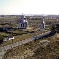 Храм з дзвіницею, Добротвор