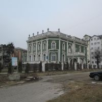 палац мистецтв * art palace, Дрогобыч