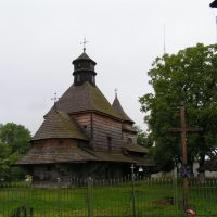 WoodenChurch, Дрогобыч