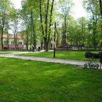 Сквер, Дрогобыч