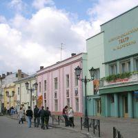 Драмтеатр, Дрогобыч
