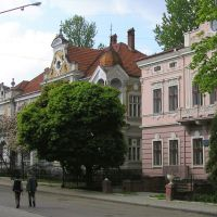 Улица старых домов, Дрогобыч