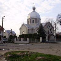 Церква Воскресіння Господнього, Жидачов