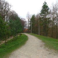 Дорога до Замкової гори, Жидачов