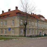 Гарний старий будинок, Жидачов