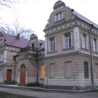 Гарний особняк, Жидачов