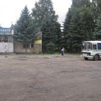 Жидачів, автостанція (Gydachiv. avtoboos station), Жидачов