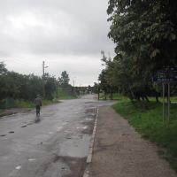 Жидачів, дорога на Калуш (Gydachiv. from Kalush), Жидачов