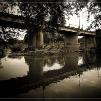 Старий міст, Жидачов