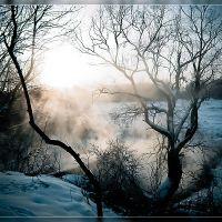 Зима, Жидачов