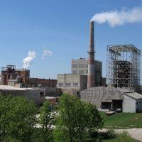 Целюлозний завод, Жидачов