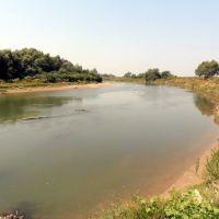 Stryi river, Жидачов