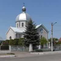 Жидачов. Церква, Жидачов
