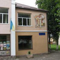 Народний дім, Жолкиев