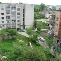 Kozatska street, Жолкиев