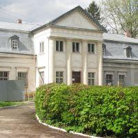 Палац у Пустомитах, Жолкиев