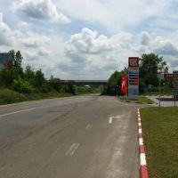 ►Автодорога в Пустомити, Жолкиев