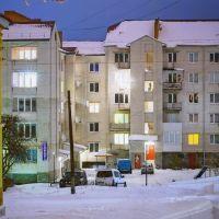 Будинки на вулиці Січових стрільців, Золочев