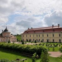 Chinese Palace and Grand Palace of Zolochiv castle, Золочев
