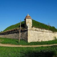 Золочівський замок - південно-східний бастіон, Zolochiv - Castle, Золочев - замок, Złoczów - Zamek, Золочев