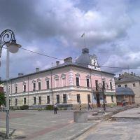 міська рада * town hall, Золочев
