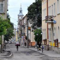 Pushkina street, Золочев