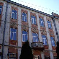 musical school, Золочев